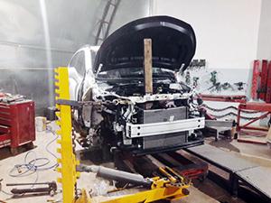 Восстановление геометрии кузова автомобиля в Минске и Молодечно и Молодечно